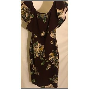 Ms. Lady Floral Dress